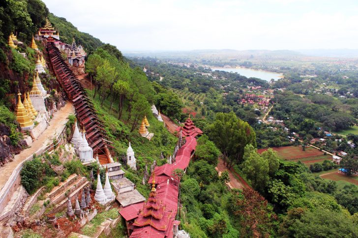unique things to do in Myanmar