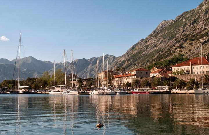 Bay of Kotor attractions