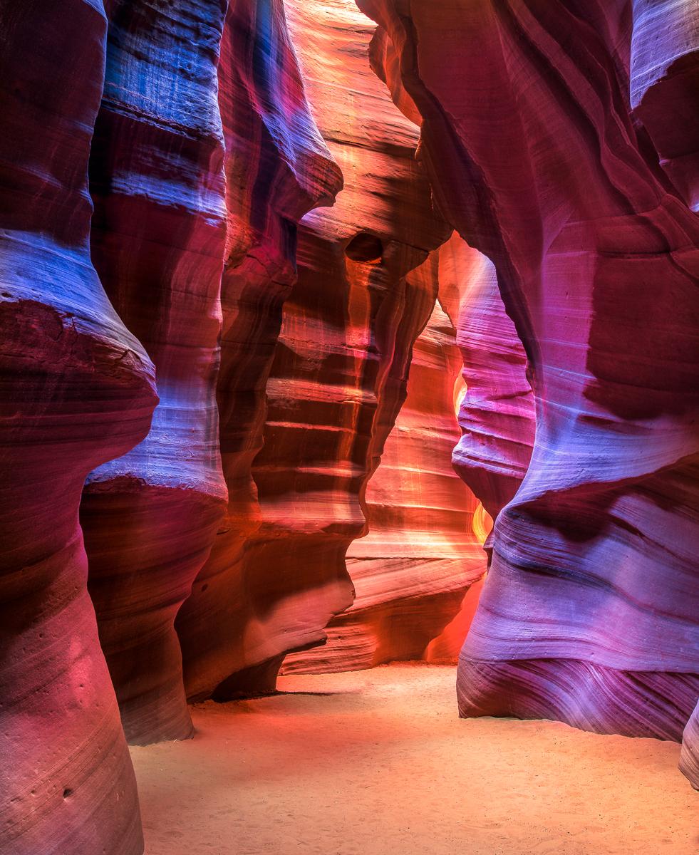 antelope canyon upper