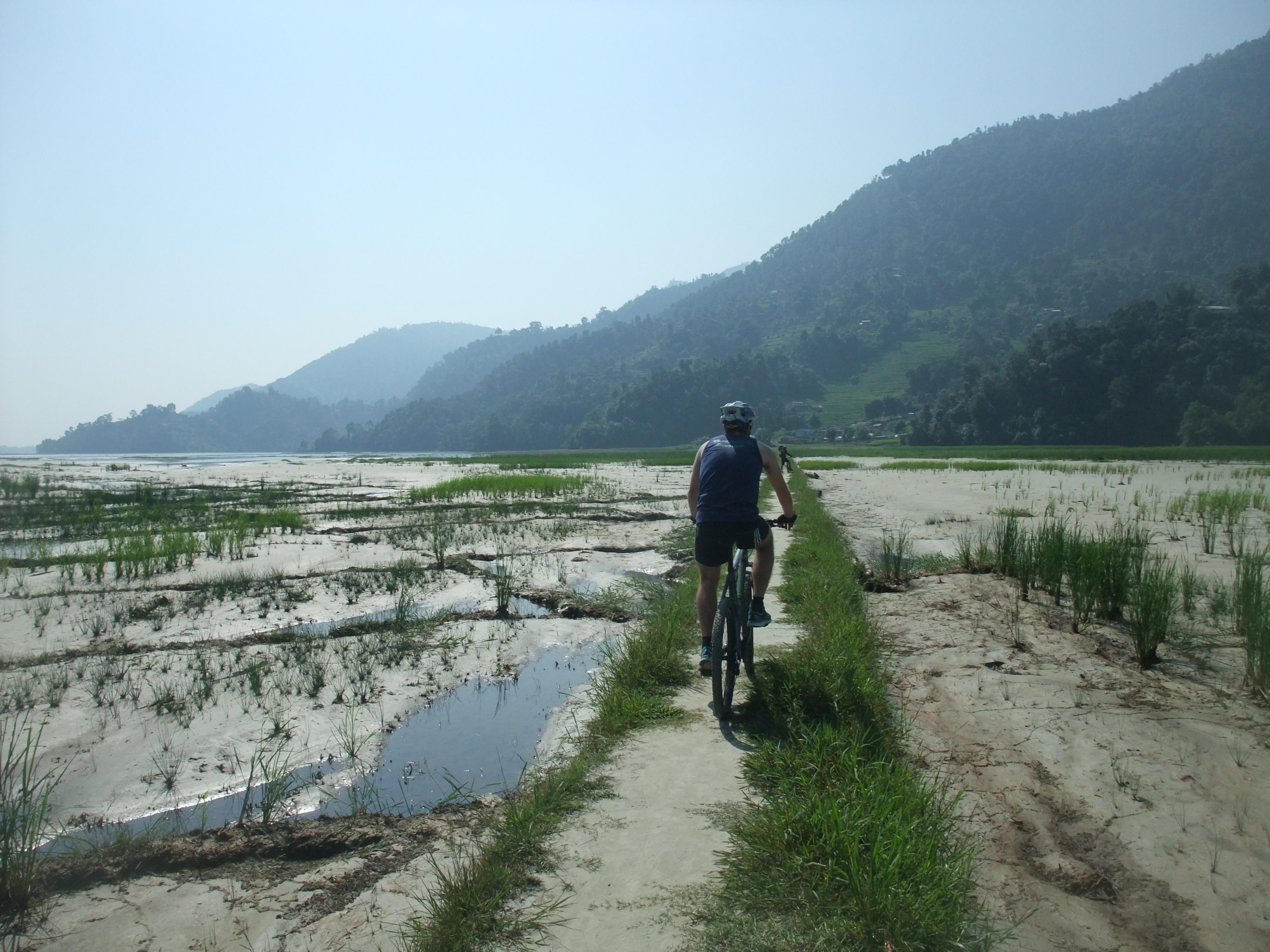 Mountain Biking Pokhara