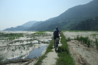 Mountain Biking Pokhara