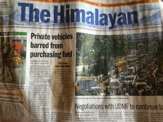 Himalayan press
