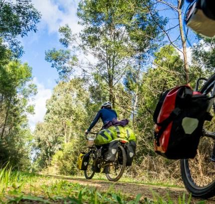 rail trail australia