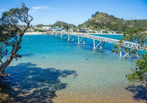 Pataua, Whangarei foot bridge