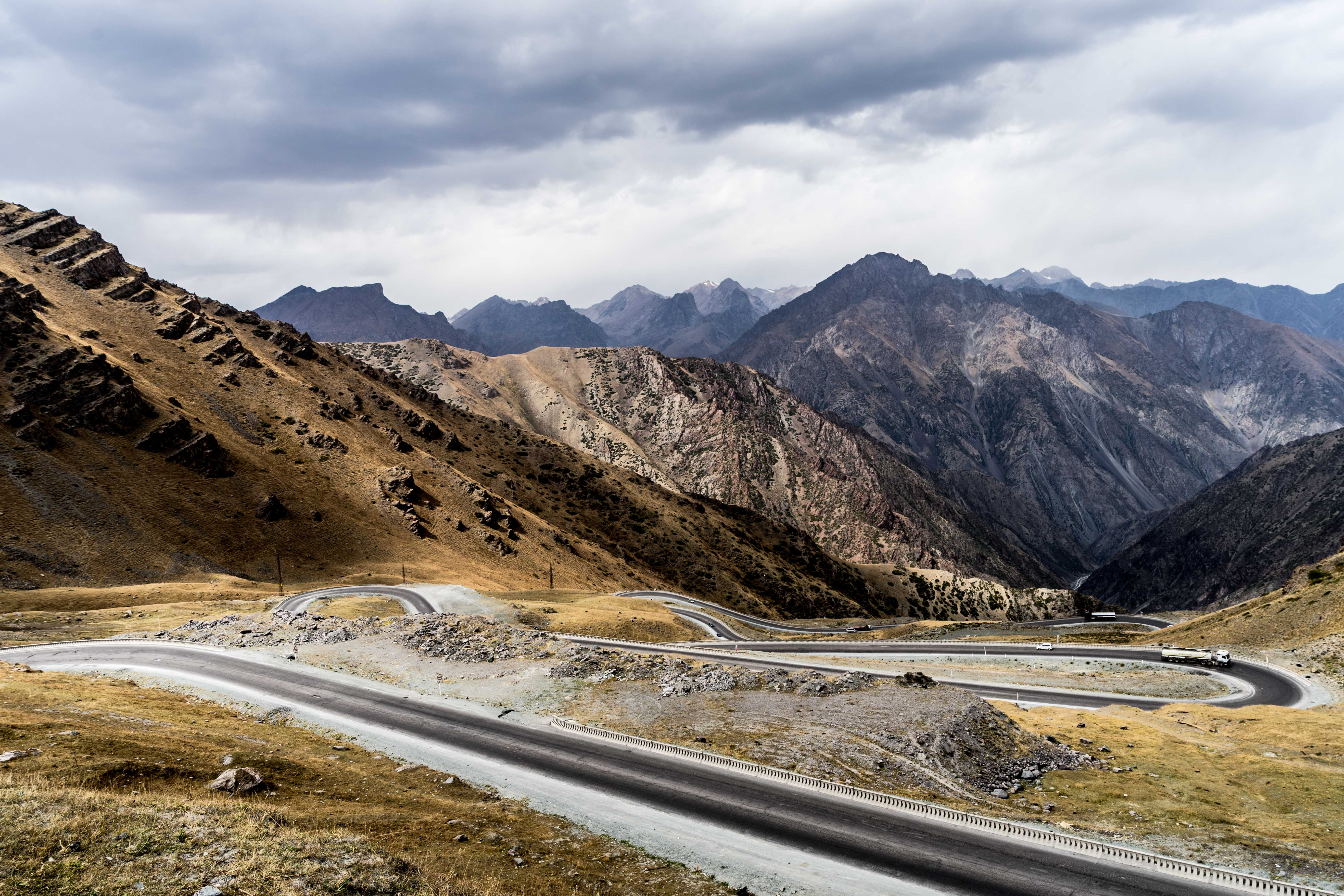 Kyrgyzstan: The hilly Stan