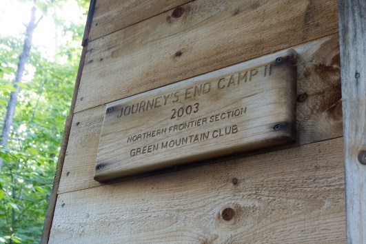 Journey's End II Camp