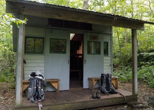 Spruce Ledge Camp