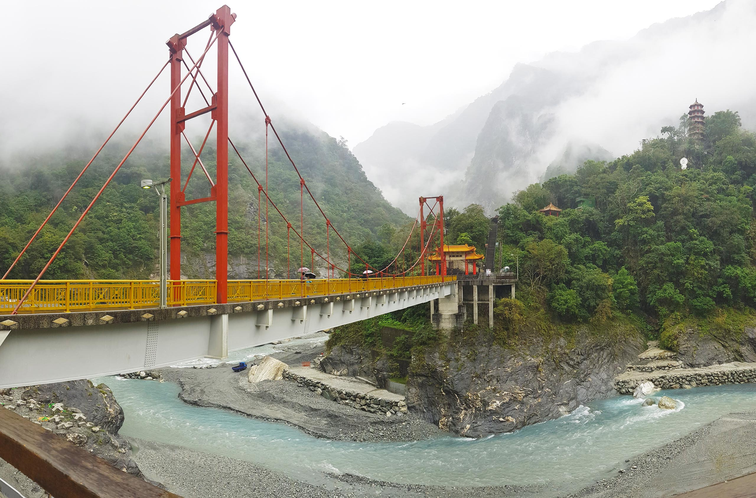 Taiwan Road Trip - Wu Ling Cimu Bridge2