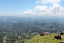 The views of the Western Ghats (mountain range) were amazing!
