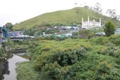 The city of Munnar