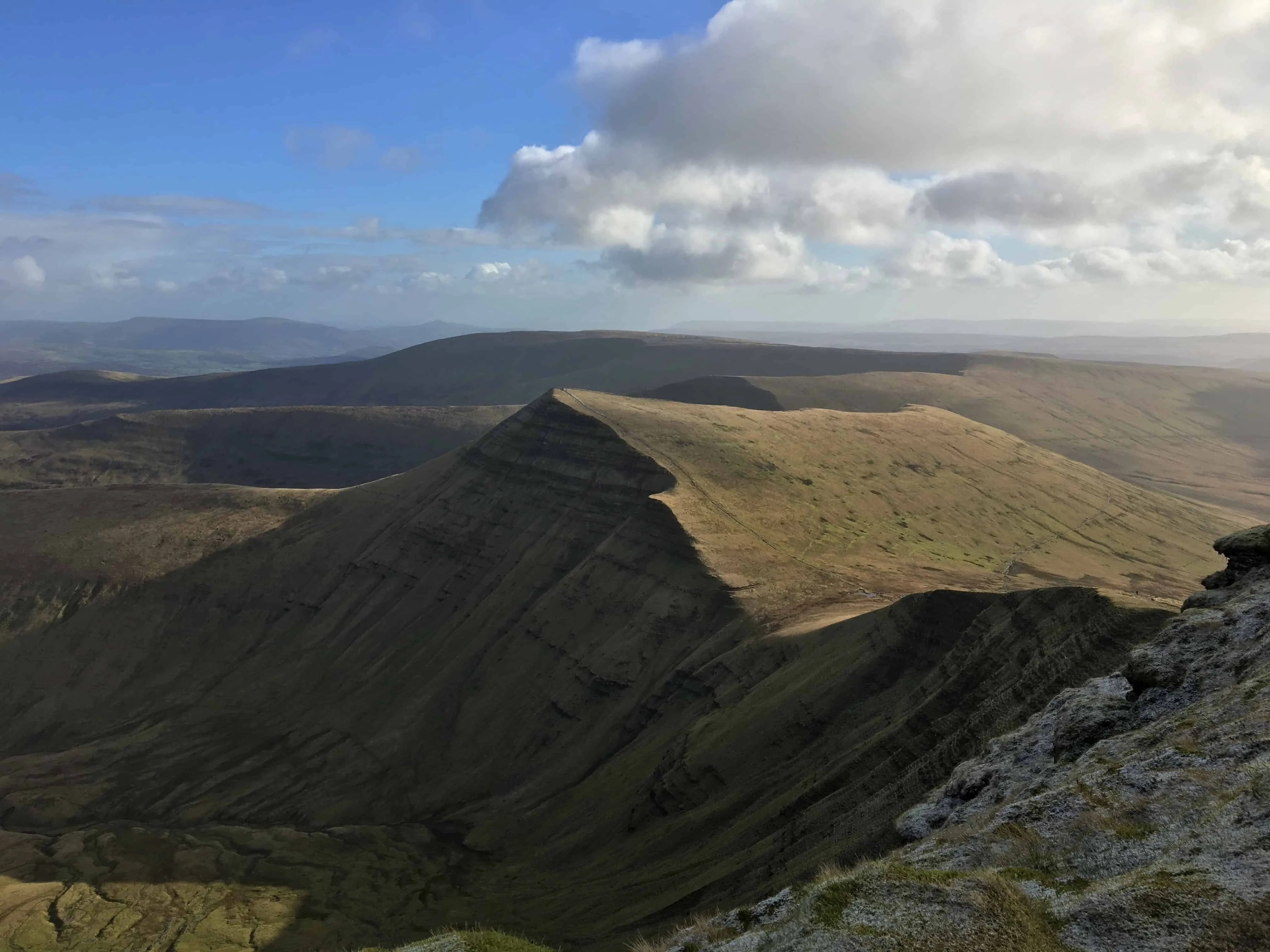 A guide to hiking Pen Y Fan – 3 routes up Southern Britain's highest peak