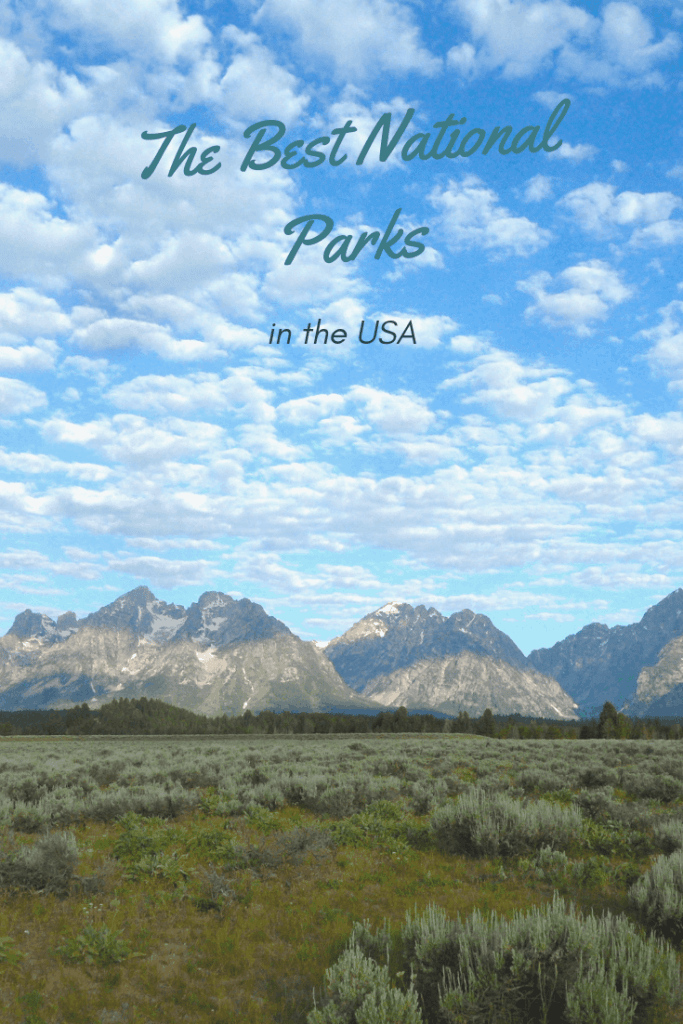 Did you know it's possible to visit all of America's lower 48 National Parks in just 2 months? In this post I take you on a photo journey of some of the USA's best National Parks #roadtrip #photography #Americanroadtrip