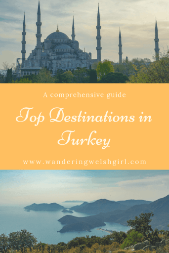 A guide to visiting the best destinations Turkey has to offer