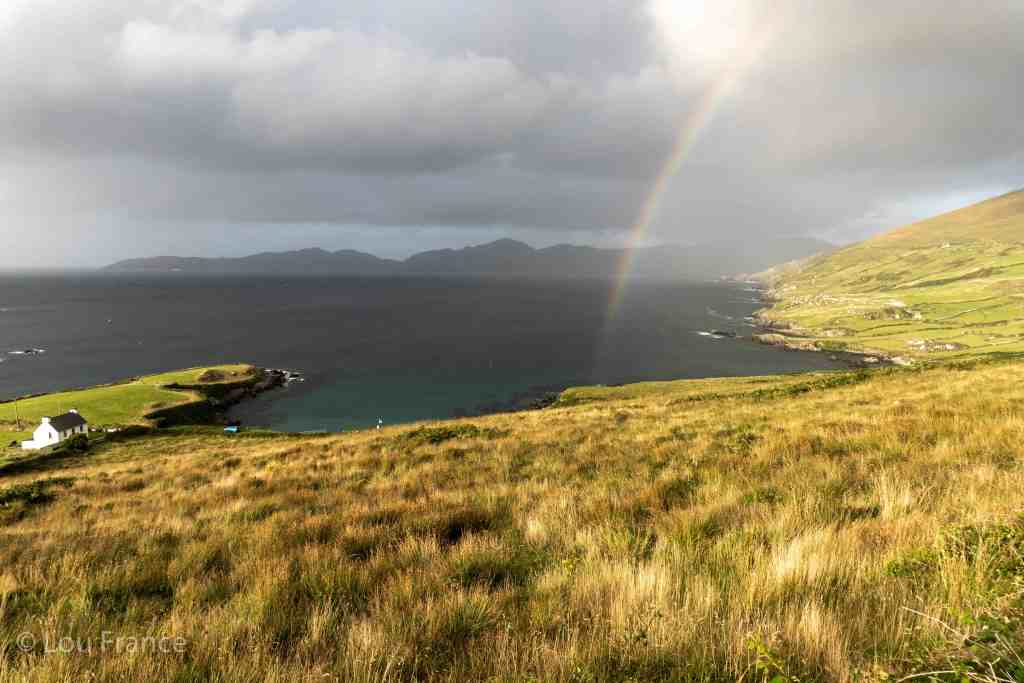 Camping on the Beara Peninsula