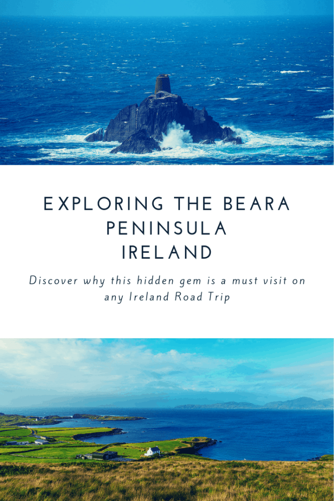 Discover Ireland's hidden gem in this article about the Beara Peninsula and Dursey Island. Exploring the Beara Peninsula on a car camping and hiking road trip.