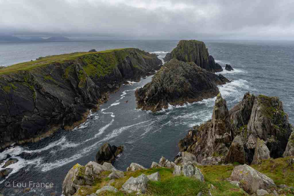 Sea stacks are a must see in Ireland