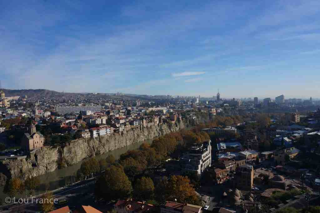 Tbilisi is a must on any visit to Georgia