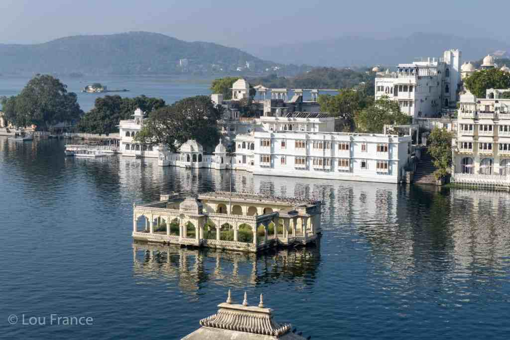 Enjoy views of Pichola Lake on your 1 day in Udaipur