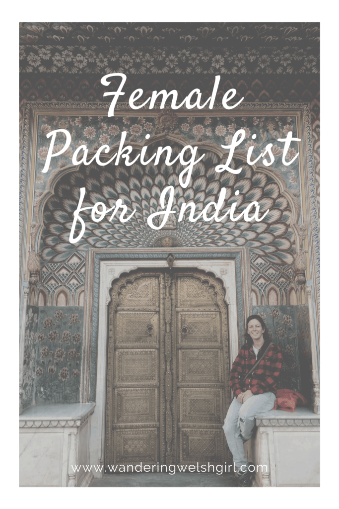 Not sure what to pack for India? In this guide I provide a packing list and information on what to wear as a female traveller in India.
