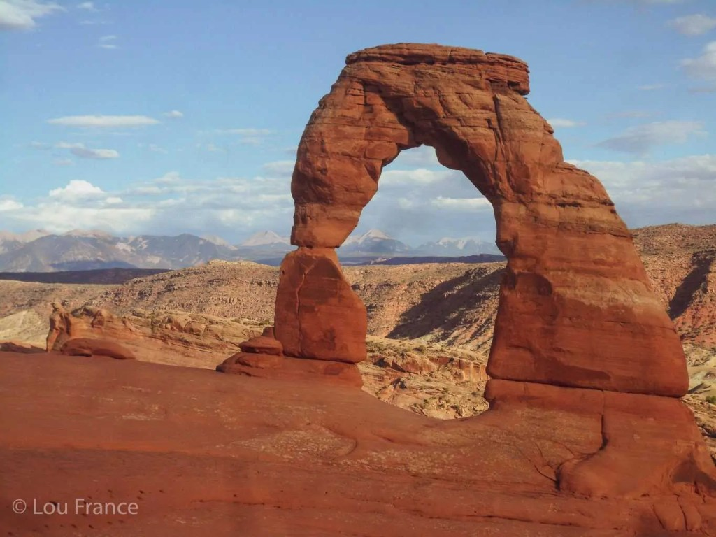 Visiting Delicate arch is one of the best things to do in Moab