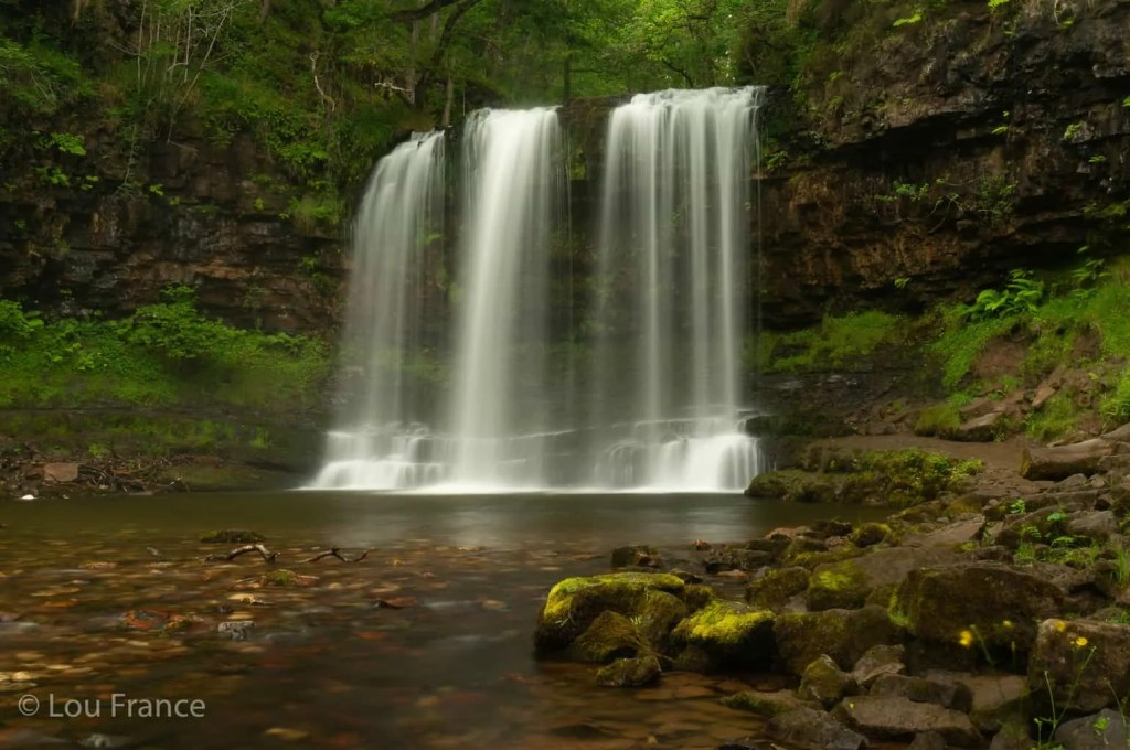 Sgwd yr Eira is one of the most popular waterfalls in Wales