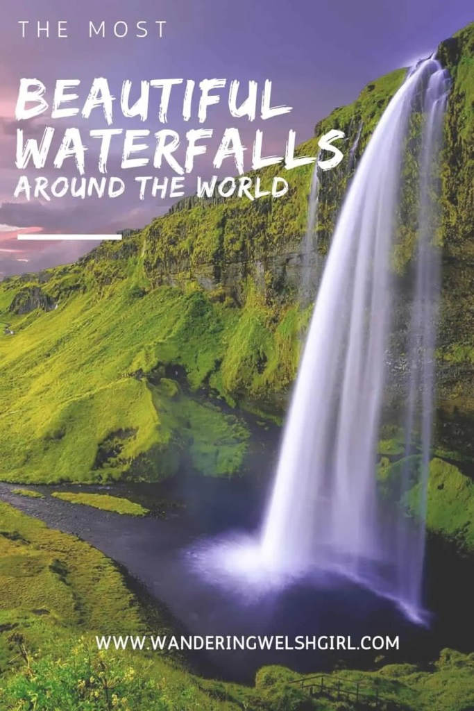 Discover the top 23 most beautiful waterfalls in the world. From Iguazu to Gullfoss, Victoria to Niagra, find out which waterfalls to put on your bucket list.