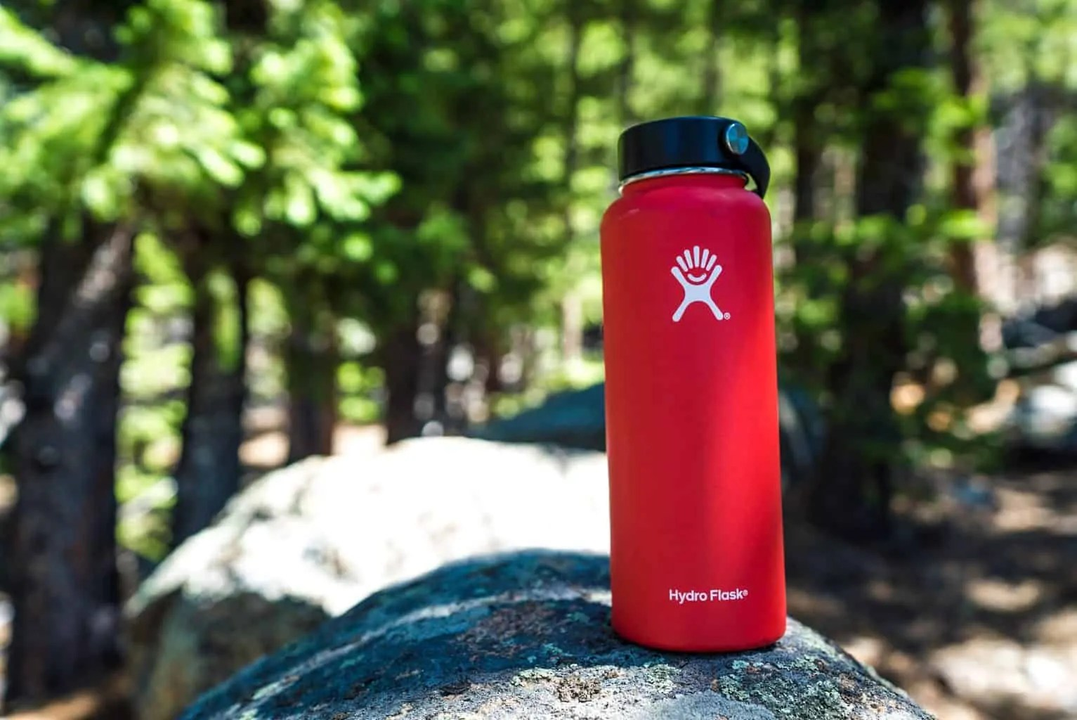 The Best Filtered Water Bottle for Travel and Hiking