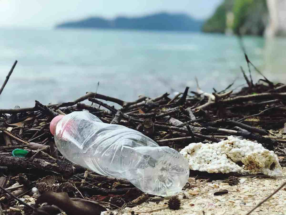 Avoid using single use plastic bottles and buy the best filtered water bottle for travel