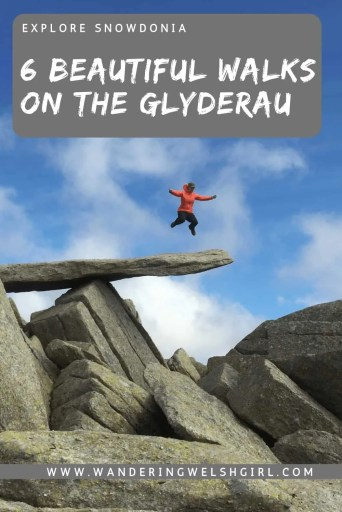 Enjoy a fabulous walk in the Glyders with 6 hikes that explore Glyder Fawr and Glyder Fach
