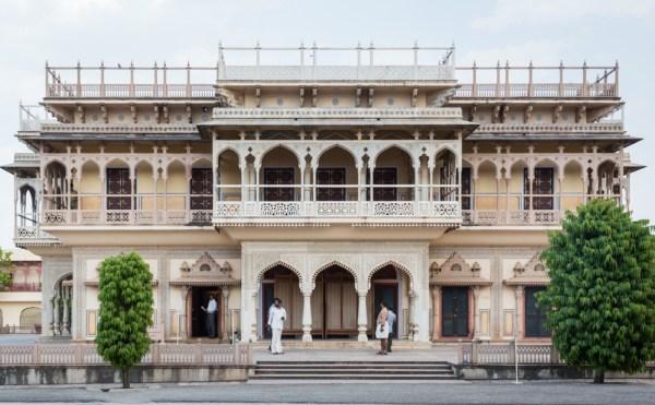 Mubarak Mahal, City Palace, Jaipur, India