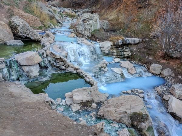 Fifth Water Hot Springs (Utah, UAS)