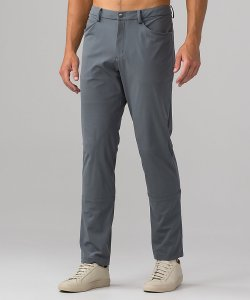 Grey lululemon ABC Pants