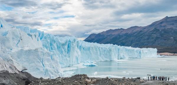 Perito Moreno Glacier in Patagonia Argentina by Wandering Wheatleys