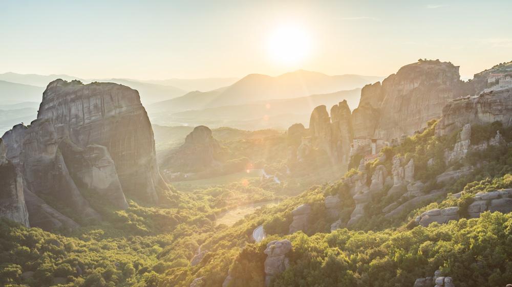 sunset-monastery-meteora-greece