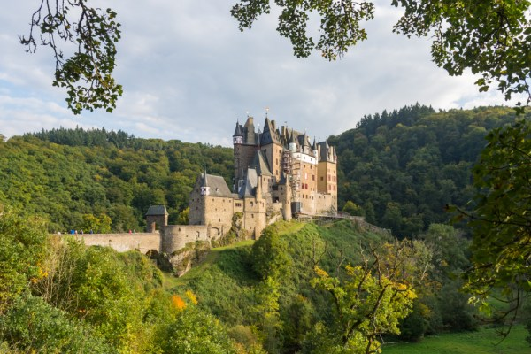 Berg Eltz castle, Germany by Wandering Wheatleys