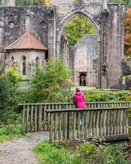 Kloster Allerheiligen, Black Forest, Germany by Wandering Wheatleys