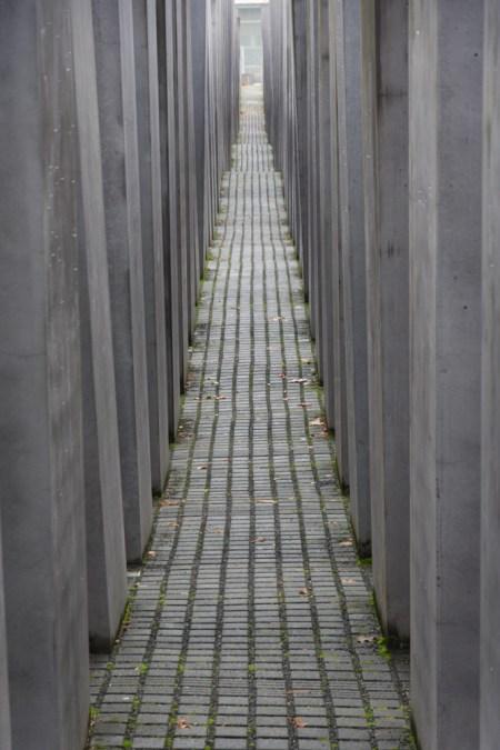 Memorial to the Murdered Jews of Europe, Berlin, Germany by Wandering Wheatleys