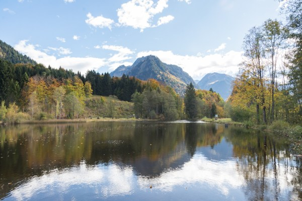 Moorweiher Lake, Oberstdorf, Germany by Wandering Wheatleys