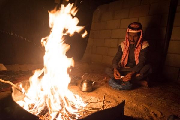Bedouin Camp in Wadi Rum, Jordan by Wandering Wheatleys