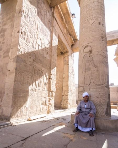 Kom Ombo Temple, Egypt by Wandering Wheatleys