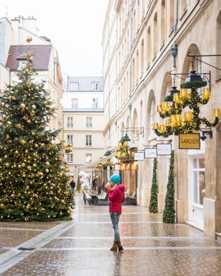 Christmas in Paris, France by Wandering Wheatleys