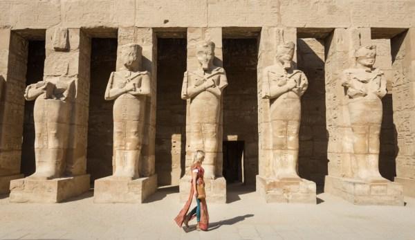 Karnak Temple, Luxor, Egypt by Wandering Wheatleys