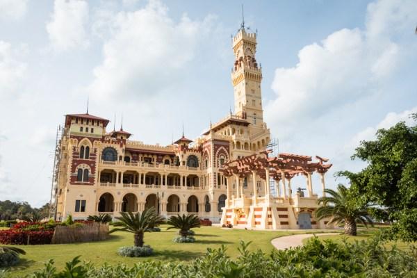 Montazah Palace, Alexandria, Egypt by Wandering Wheatleys