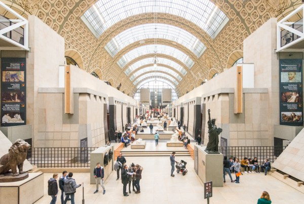 Musée d'Orsay, Paris, France by Wandering Wheatleys