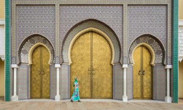 Dar Al-Makhzen (Royal Palace) Fes, Morocco by Wandering Wheatleys