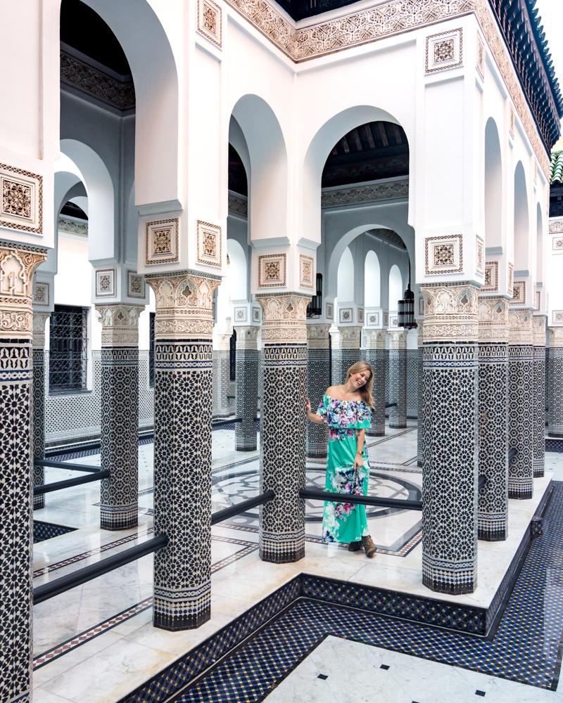 La Mamounia Palace Hotel, Marrakech, Morocco by Wandering Wheatleys