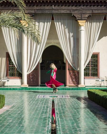 Le Jardin Secret, Marrakech, Morocco by Wandering Wheatleys