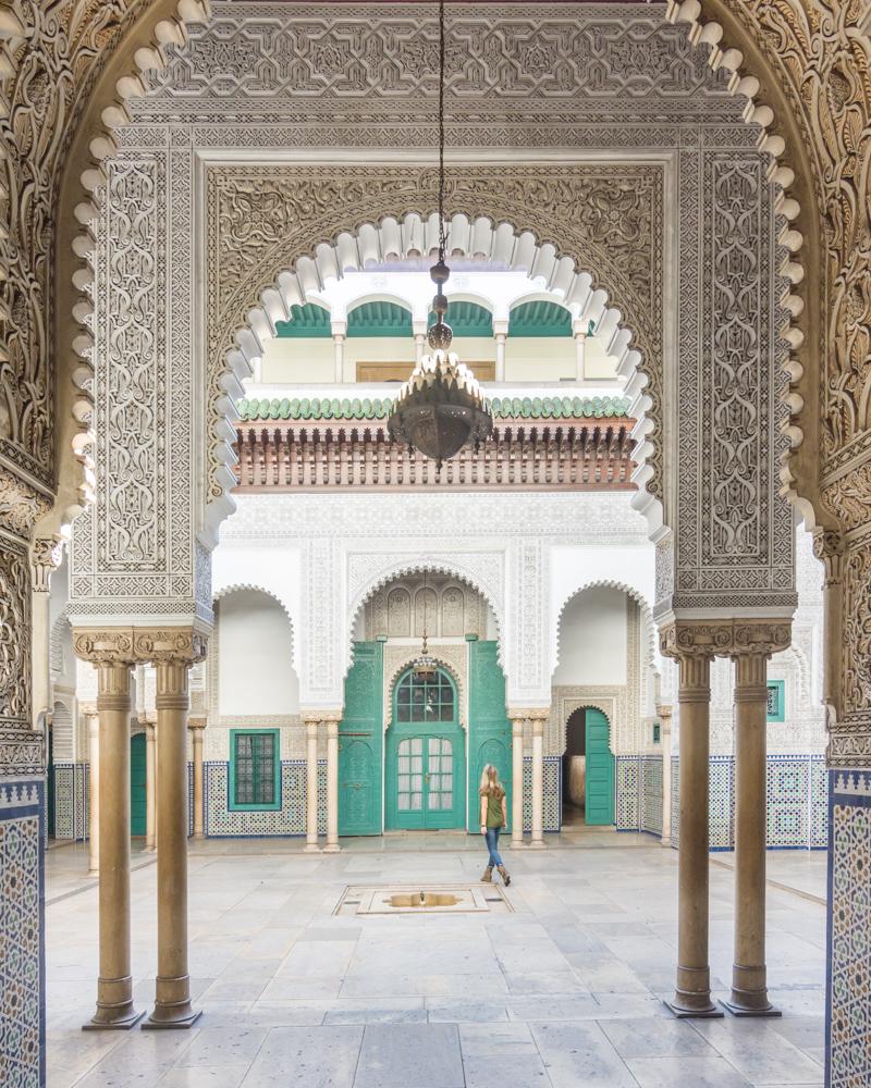Mahkama du Pacha, Casablanca, Morocco by Wandering Wheatleys