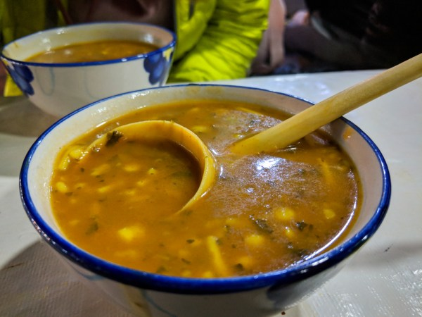 Moroccan Soup by Wandering Wheatleys