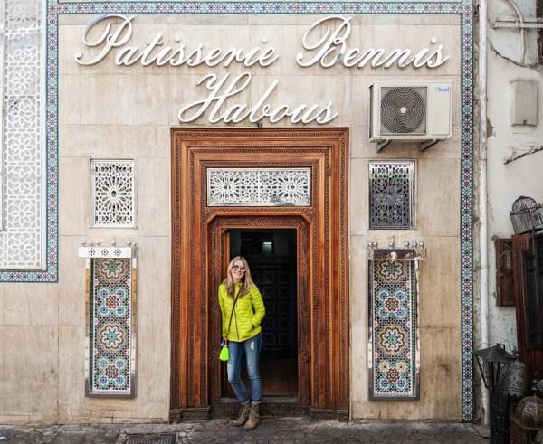 Patisserie Bennis Habbous, Casablanca, Morocco by Wandering Wheatleys